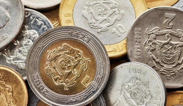 Morocco coins and Morocco travel cost