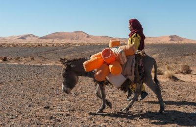 The Tuaregs people or tuareg tribe are Berber nomads from the Sahara
