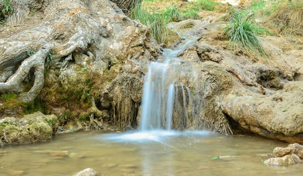 In the surroundings of Ifrane or Ifran there are springs