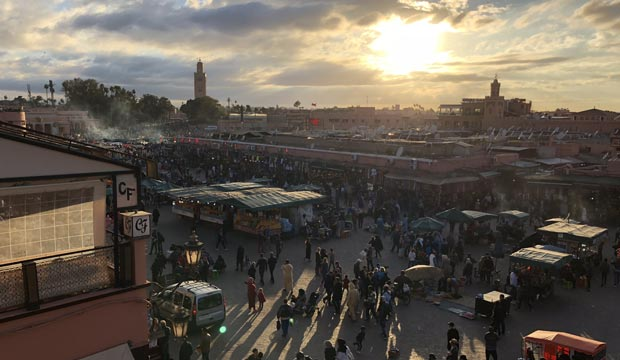 Weather in Marrakech. Climate and Temperature in Marrakech