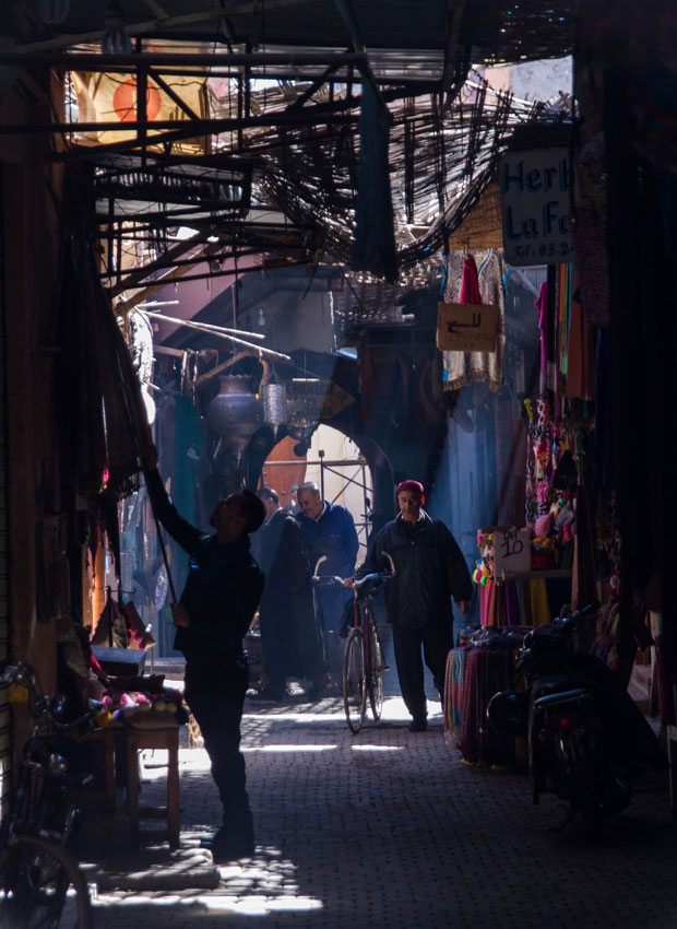 If you need to know what to see and do in Marrakech, visit the souks