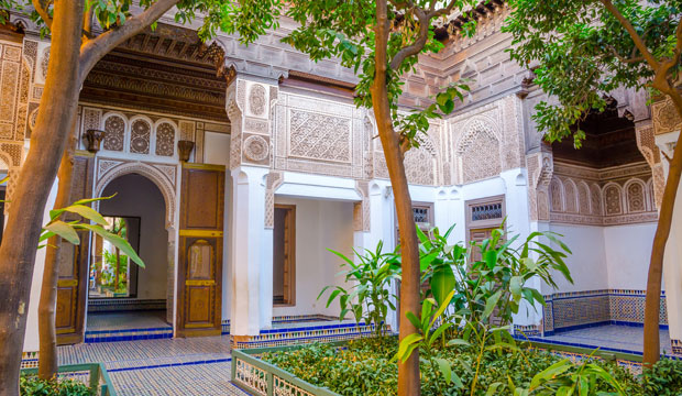 If you want what to see and do in Marrakech, Bahia Palace is a must see