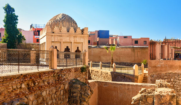 What to see in Marrakech in 2 days? You should go to the Almoravid Kubba