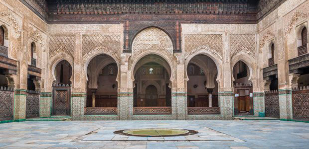 Bou Inania Madrasa in Fez. Fez Travel Guide