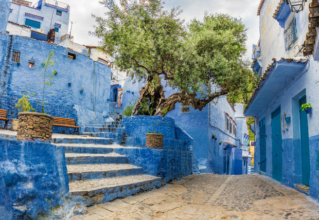 Chefchaouen, What to do? Plaza Zaituna is one of those places