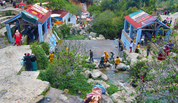 Ras el Maa is one of the essential sights to see in Chefchaouen