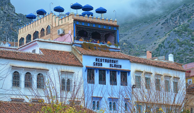 If you are looking for restaurants in Chefchaouen with storytelling you have to go to Café Clock