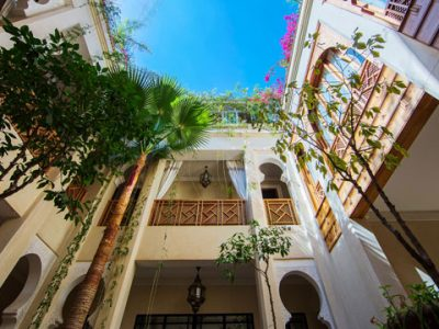 What is a riad. Pros and cons of riads and hotels in Morocco