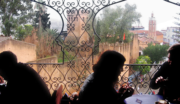 Where to eat in Chefchaouen. Moroccan food guide