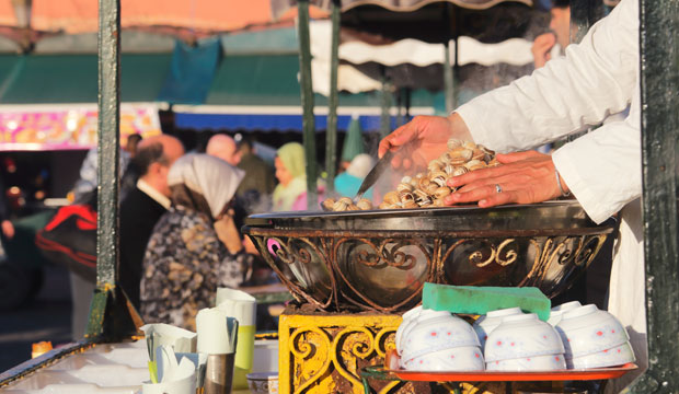 Where to eat in Marrakech Moroccan food