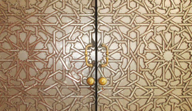 The Hassan II Mosque in Casablanca is a place of great religious significance and it's best to show respect at all times